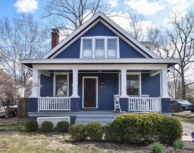 Cincinnati Single Family Home For Sale: 3848 Marburg Avenue