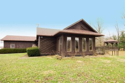 Adams County, Brown County, Clinton County, Highland County Single Family Home For Sale: 3319 Old State Road