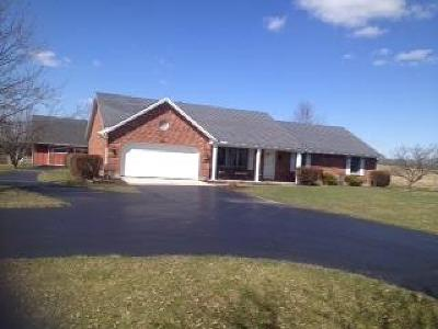 Adams County, Brown County, Clinton County, Highland County Single Family Home For Sale: 2880 State Route 730