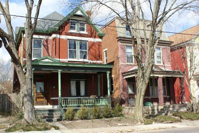 Cincinnati Single Family Home For Sale: 1668 Pullan Avenue