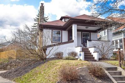 Cincinnati Single Family Home For Sale: 3605 Wilshire Avenue