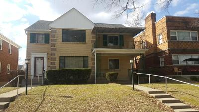 Cincinnati Multi Family Home For Sale: 7341 Brookcrest Drive