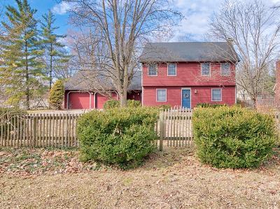 Oxford Single Family Home For Sale: 813 Melinda Drive
