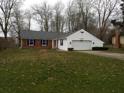 Single Family Home For Sale: 969 Clough Pike