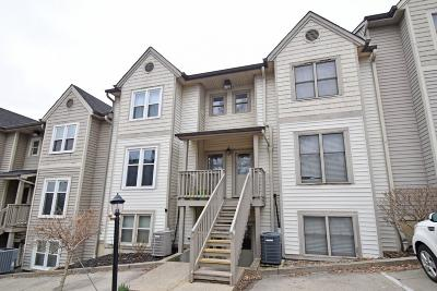 Cincinnati OH Condo/Townhouse For Sale: $100,000