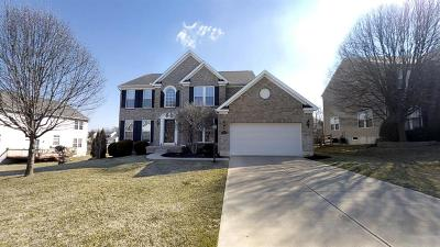 Liberty Twp Single Family Home For Sale: 5736 Sugar Maple Run