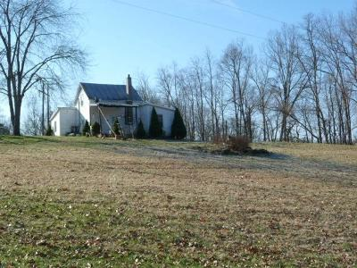 Meigs Twp OH Single Family Home For Sale: $85,000
