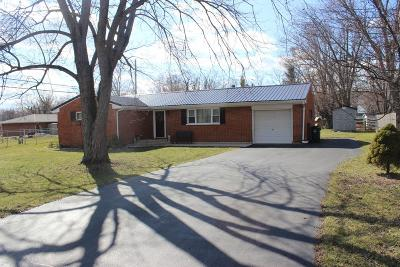 Clinton County Single Family Home For Sale: 1580 Hillcrest Avenue