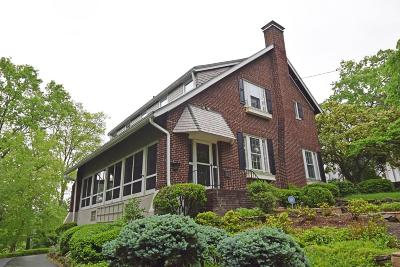 Cincinnati Single Family Home For Sale: 3538 Grandin Road