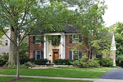 Cincinnati Single Family Home For Sale: 1233 Herschel Woods