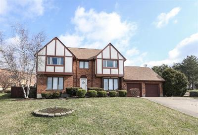 West Chester Single Family Home For Sale: 6064 Indian Trail