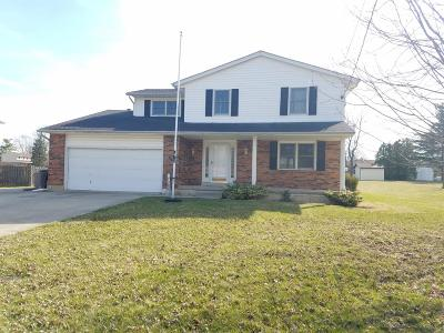 Fairfield Twp Single Family Home For Sale: 7392 Morris Road