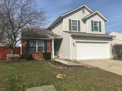 Single Family Home For Sale: 4681 Cardinal Drive