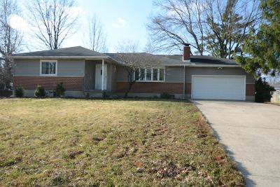 Single Family Home For Sale: 215 Lee Drive