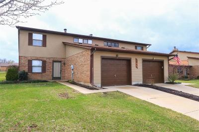 Fairfield Condo/Townhouse For Sale: 165 Ewing Drive