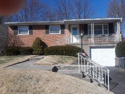 Single Family Home For Sale: 5390 Teaberry Court