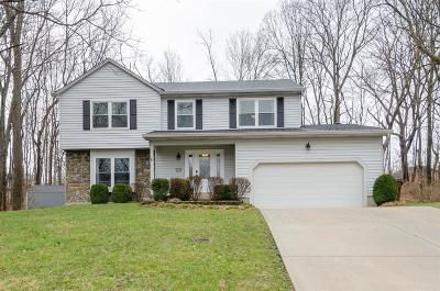 West Chester Single Family Home For Sale: 7562 Hidden Trace Drive