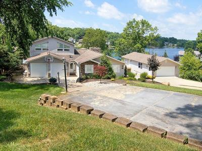 Lawrenceburg, Aurora, Bright, Brookville, West Harrison, Milan, Moores Hill, Sunman, Dillsboro Single Family Home For Sale: 20175 Longview Drive