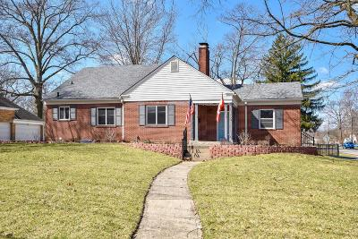 Cincinnati Single Family Home For Sale: 1489 Burney Lane