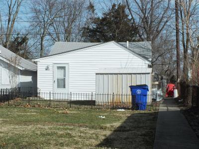 Hamilton Single Family Home For Sale: 2520 Grand Boulevard