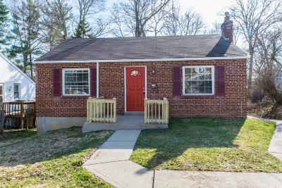 Madeira Single Family Home For Sale: 7308 Osceola Drive