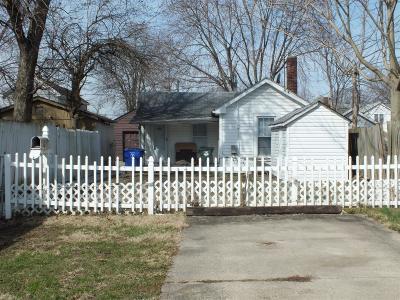 Hamilton Single Family Home For Sale: 991 Shuler Avenue