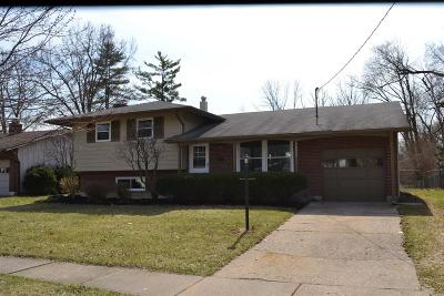 Single Family Home For Sale: 10637 Chelmsford Road