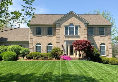 West Chester Single Family Home For Sale: 8473 Old Shaw Way