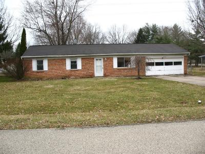 Crosby Twp, Harrison Twp, Miami Twp, Whitewater Twp, Morgan Twp, Ross Twp Single Family Home For Sale: 6041 Mill Row Court