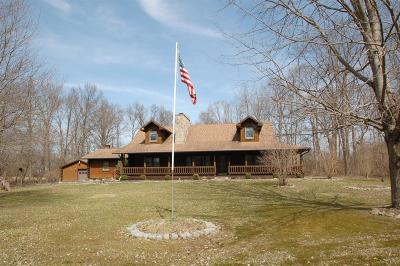 Clermont County Single Family Home For Sale: 3880 Oak Creek Lane