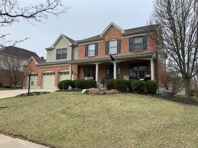 Sharonville Single Family Home For Sale: 4125 Wenbrook Drive