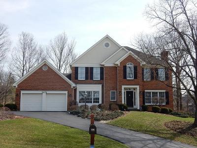 Hamilton County Single Family Home For Sale: 3475 Carpenters Creek Drive