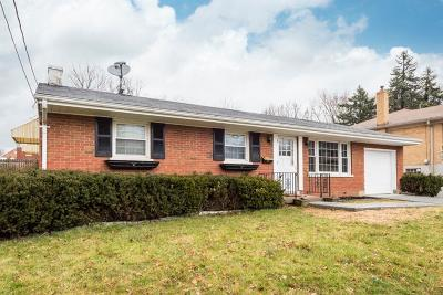Green Twp Single Family Home For Sale: 5932 Oakapple Drive