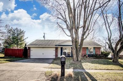 Wilmington OH Single Family Home For Sale: $114,900