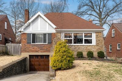 Cincinnati Single Family Home For Sale: 4169 Club View Drive
