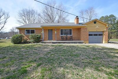 Clermont County Single Family Home For Sale: 6745 Shiloh Road