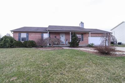 Blanchester OH Single Family Home For Sale: $169,900