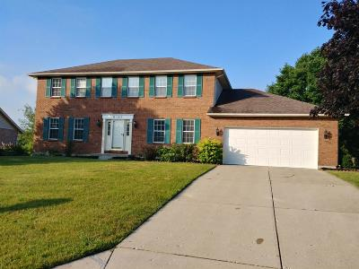 West Chester Single Family Home For Sale: 8147 Autumn Lane