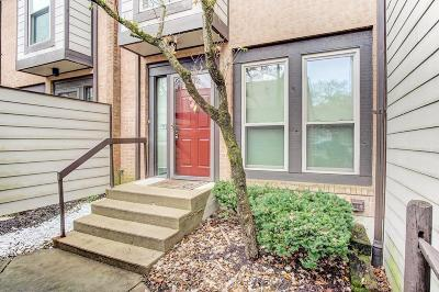 Condo/Townhouse For Sale: 2220 Clough Ridge Drive