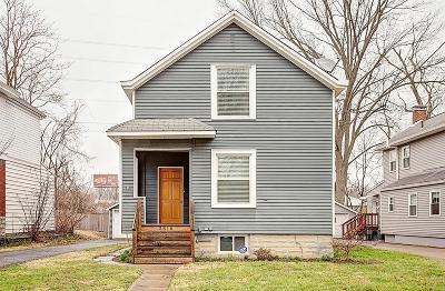 Cincinnati Single Family Home For Sale: 2616 Swift Avenue