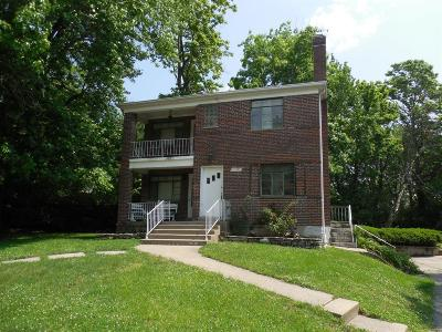 Cincinnati OH Multi Family Home For Sale: $89,900