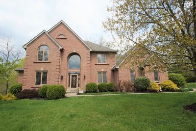Single Family Home For Sale: 2347 Quail Run Farm Ln