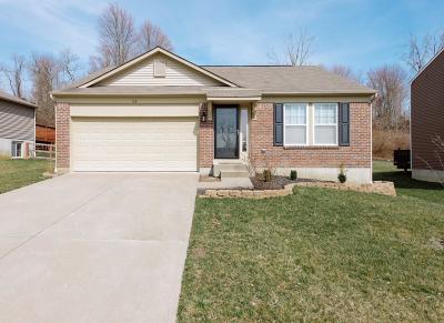 Clermont County Single Family Home For Sale: 128 Regatta Drive