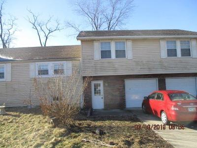 Preble County Single Family Home For Sale: 11559 S Preble County Line Road