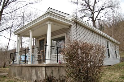 Cincinnati OH Single Family Home For Sale: $34,500