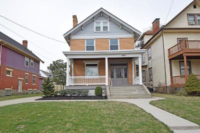 Norwood Single Family Home For Sale: 3935 Forest Avenue