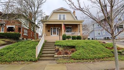 Cincinnati OH Single Family Home For Sale: $275,000