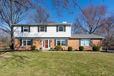 West Chester Single Family Home For Sale: 7636 Rozelle Court