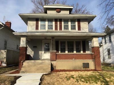Hamilton Single Family Home For Sale: 511 Prytania Avenue