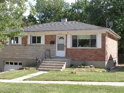 Cincinnati Single Family Home For Sale: 2863 Orland Avenue